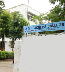 A. G. Teachers College - College of Teacher Education (CTE)