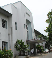 M. G. Science Institute