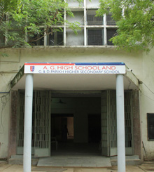 A. G. High School And G & D Parikh Higher Secondary School