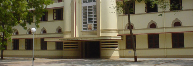 H. L. College of Commerce